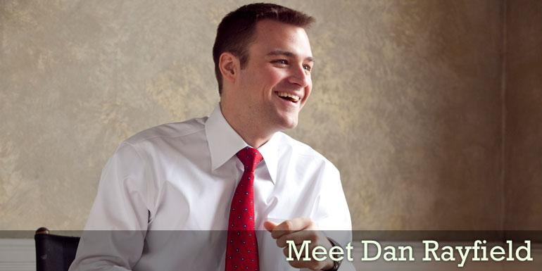 Meet Dan Rayfield